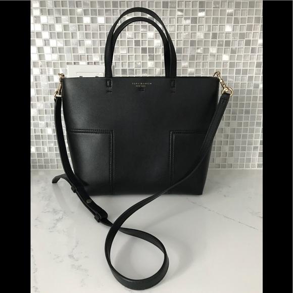 9196816a454 Tory Burch Block T Stud Mini Tote Bag